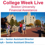 Get financial aid at Boston University: CSS profile & FAFSA nuggets