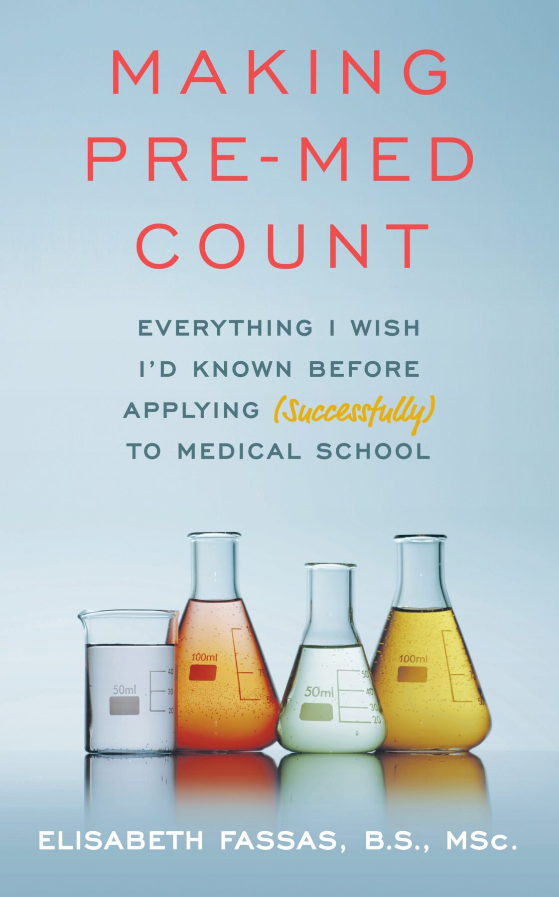 Med school insider: What I wish I'd known