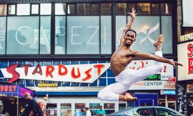 2021 Top Admits: Xavier Logan, Juilliard '25