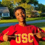Top Admits: Justice Wooden, USC Admit